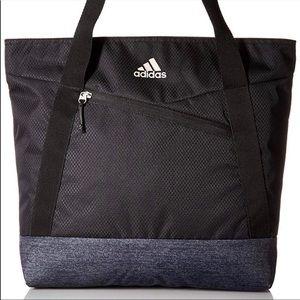 Adidas square tote bag